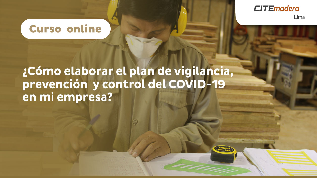 ¿Cómo elaborar el plan de vigilancia, prevención y control del COVID-19 en mi empresa?