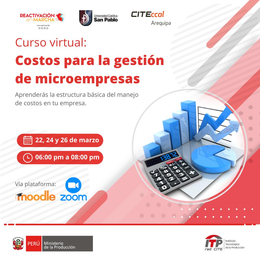 Costos para la gestión de microempresas