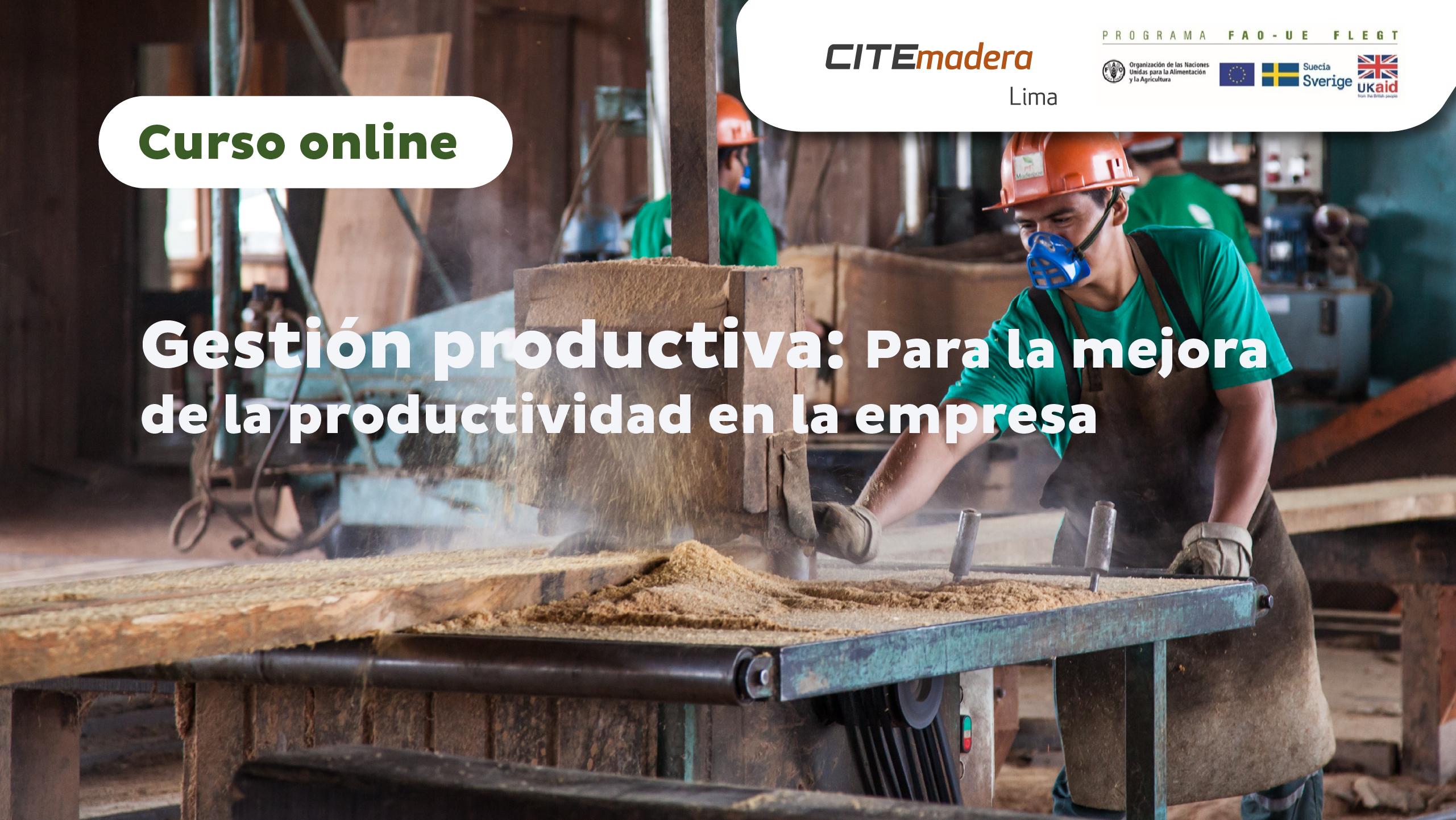 Gestión productiva: Para la mejora de la productividad en la empresa
