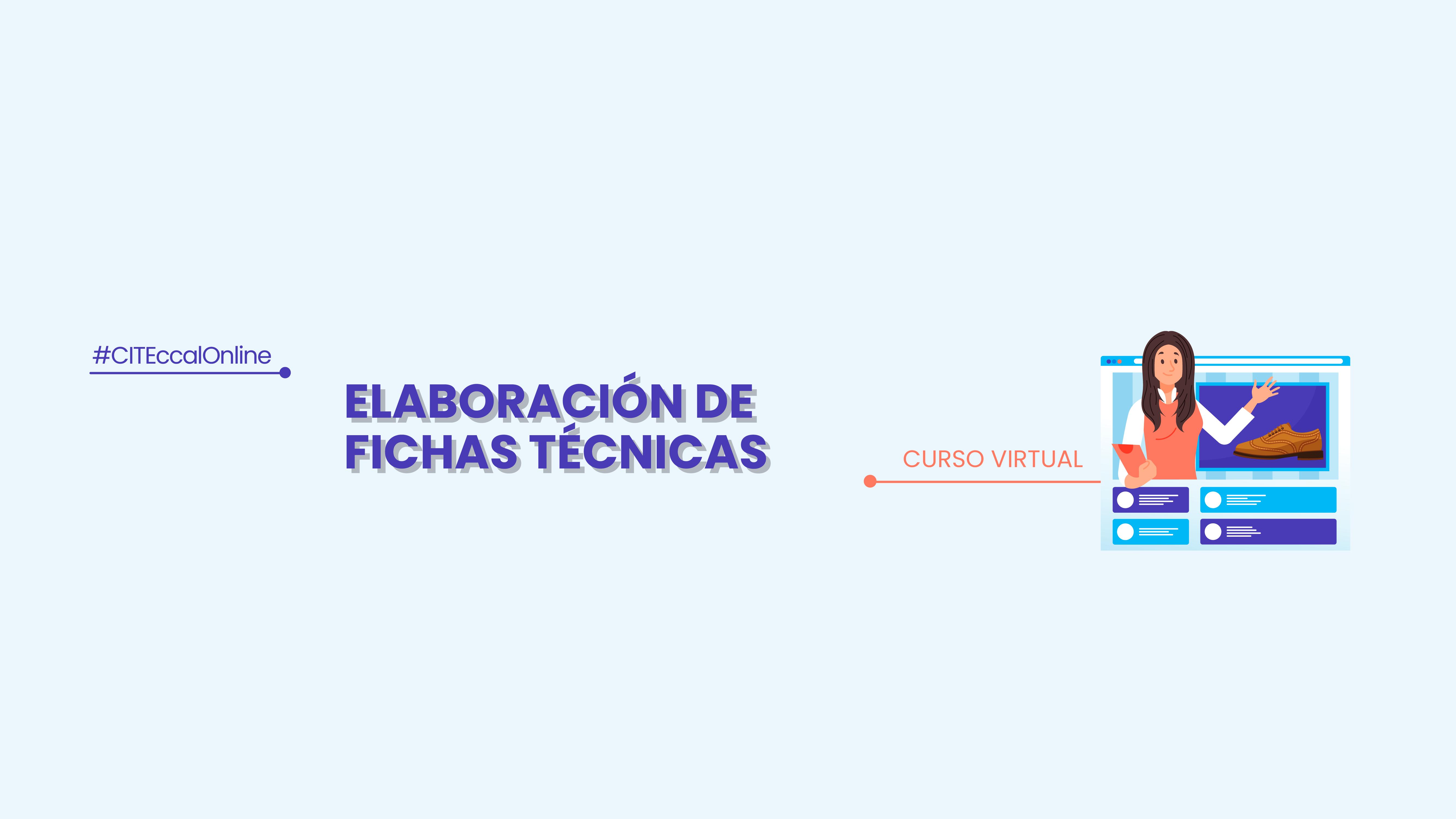 Elaboración de Fichas Técnicas